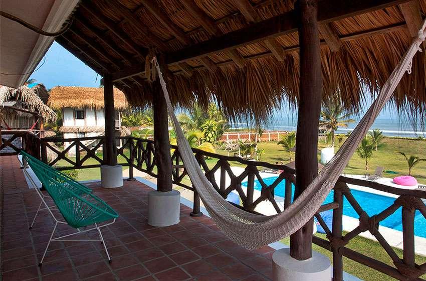 hoteles en Veracruz con playa